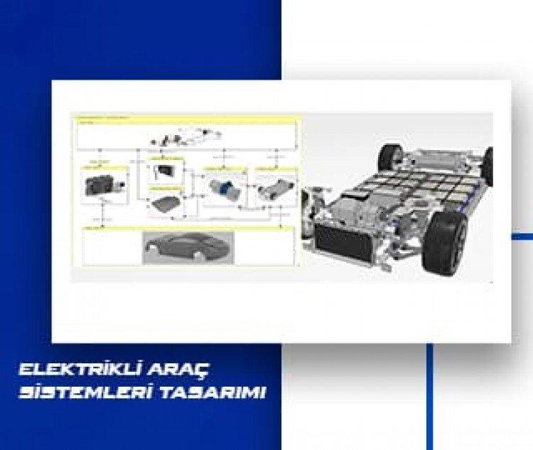 elektrikli araç tasarımı